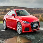 Audi Car Lease in Alderton Fields 10