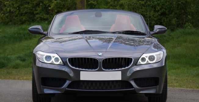 Leasing BMW Vehicles in North Ayrshire