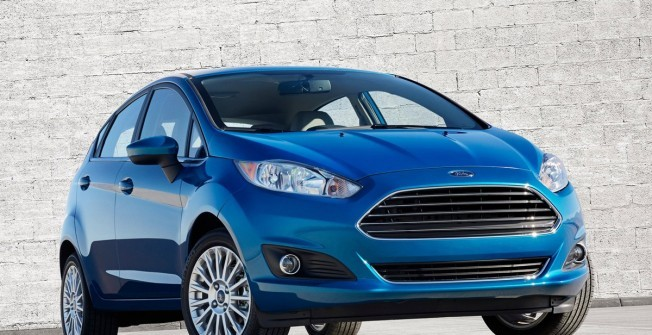 Ford Car Lease in Bibury