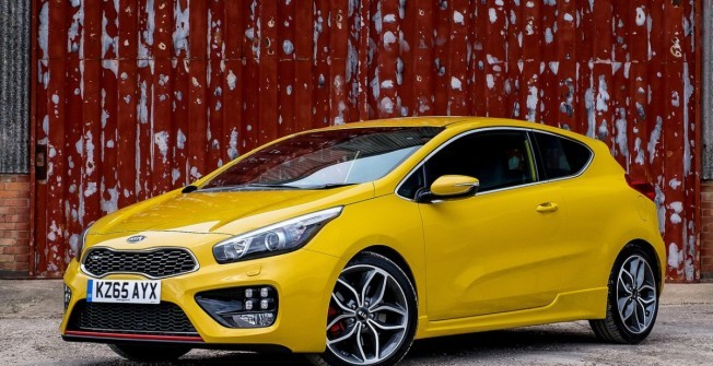 Kia Car Lease in Aslockton