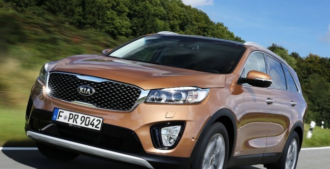 Kia Contract Hire Leases in Aberedw