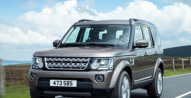 Range Rover Leasing Deals in Beeston