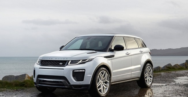 Land Rover Lease Deals in Beeston