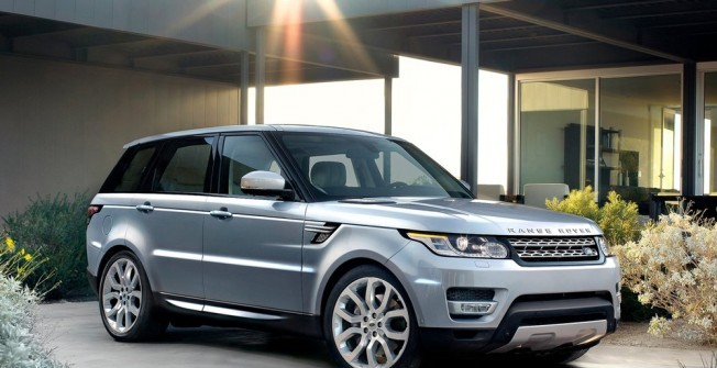 Land Rover RR Sport Leasing in City of Edinburgh