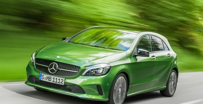 Specialist Mercedes Finance in Berrington Green