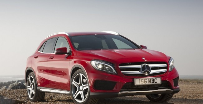 Leasing Mercedes Vehicles in Monmouthshire
