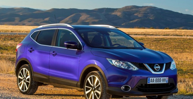Nissan Qashqai Lease in Ashbourne