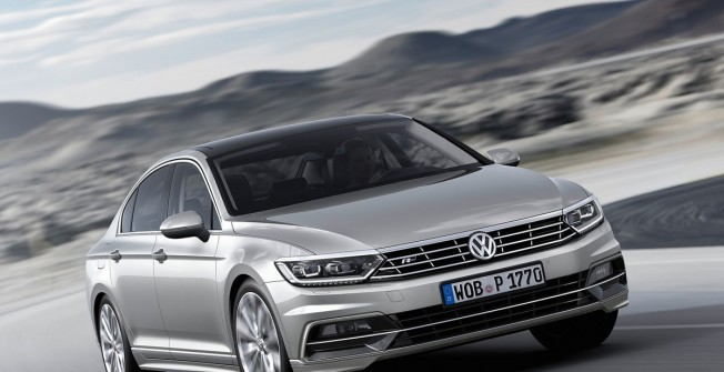 VW Passat on Lease in Albury