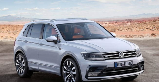 Volkswagen Tiguan Lease in Alvechurch
