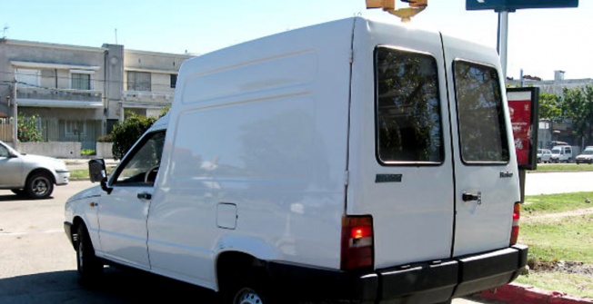 Van Finance Available in Aberfan