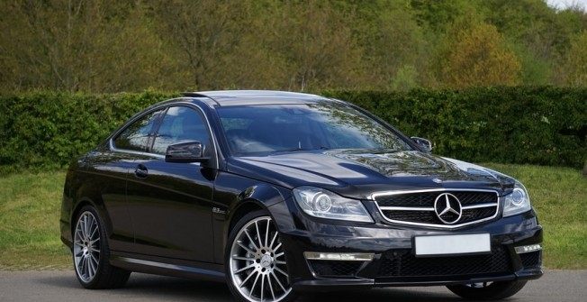 Mercedes Car Lease in Bentley Heath